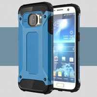Armory odolný obal na mobil Samsung Galaxy S7 - světlemodrý
