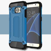 Armory odolný obal na Samsung Galaxy S7 Edge - modrý