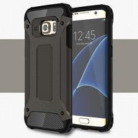 Armory odolný obal na Samsung Galaxy S7 Edge - bronze