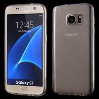 Ultraslim gelový obal na Samsung Galaxy S7 - průhledný