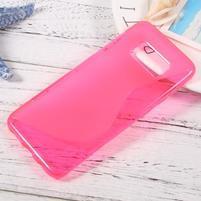 SLine gelový obal pro telefon Samsung Galaxy S8 - rose