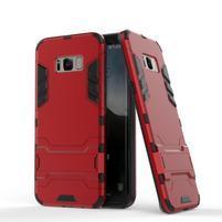 Guard odolný obal na mobil Samsung Galaxy S8 - červený