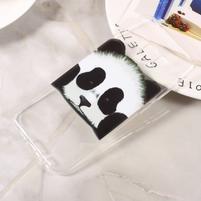 Paint gelový obal na Samsung Galaxy S8 - panda