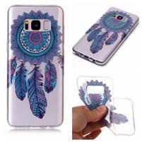 Patty gelový obal na Samsung Galaxy S8 - lapač snů