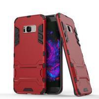 Guard odolný obal na mobil Samsung Galaxy S8 Plus - červený