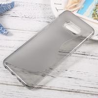 S-line gelový obal na mobil Samsung Galaxy S8 Plus - šedý