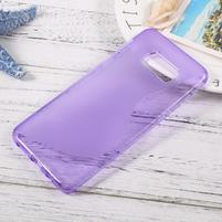 S-line gelový obal na mobil Samsung Galaxy S8 Plus - fialový