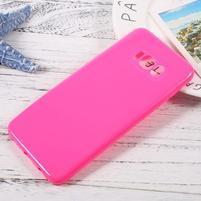 GT lesklý gelový obal na Samsung Galaxy S8 Plus - rose