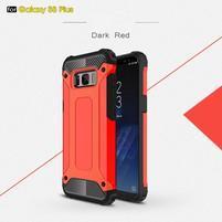 Armory odolný obal na Samsung Galaxy S8 Plus - červený
