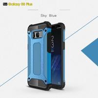 Armory odolný obal na Samsung Galaxy S8 Plus - modrý