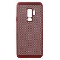 Hardy plastový obal na Samsung Galaxy S9 Plus - červený