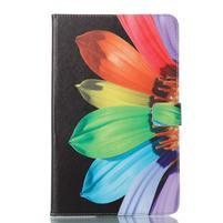 Patty knížkové pouzdro na tablet Samsung Galaxy Tab A 10.1 (2016) - květ