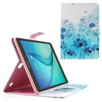 Ochranné pouzdro na Samsung Galaxy Tab A 9.7 - modré pampelišky