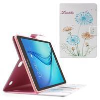 Ochranné pouzdro na Samsung Galaxy Tab A 9.7 - malovaná pampeliška