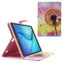 Ochranné pouzdro na Samsung Galaxy Tab A 9.7 - oranžová pampeliška