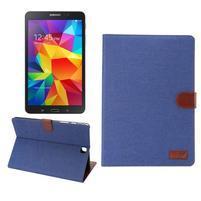 Jeans pouzdro na tablet Samsung Galaxy Tab A 9.7 - modré
