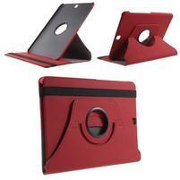 Otočné polohovací pouzdro na tablet Samsung Galaxy Tab S2 9.7 - červené
