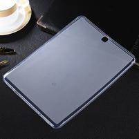 Double gélový obal na tablet Samsung Galaxy Tab S2 9.7 - biely