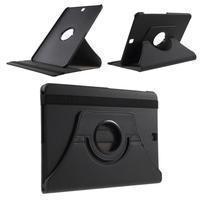Otočné polohovacie puzdro na tablet Samsung Galaxy Tab S2 9.7 - čierne