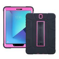 Shock hybridní odolný obal na tablet Samsung Galaxy Tab S3 9.7 - rose