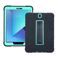 Shock hybridní odolný obal na tablet Samsung Galaxy Tab S3 9.7 - cyan