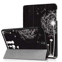 Emotive PU kožené polohovatelné pouzdro na Samsung Galaxy Tab S3 9.7 T820 - láska