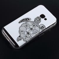 Patty gélový obal na mobil Samsung Galaxy Xcover 4 - korytnačka