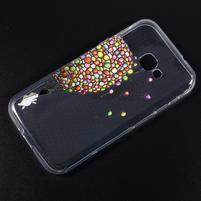 Patty gelový obal na mobil Samsung Galaxy Xcover 4 - balónky