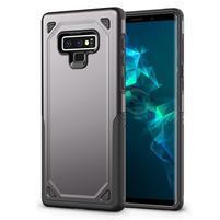 Arm hybridní odolný obal na mobil Samsung Galaxy Note 9 - šedý