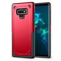 Arm hybridní odolný obal na mobil Samsung Galaxy Note 9 - červený