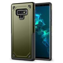 Arm hybridní odolný obal na mobil Samsung Galaxy Note 9 - zelený