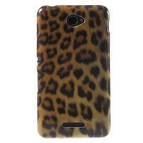 Gelový obal Sony Xperia E4 - gepard