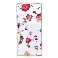 Patty gelový obal na Sony Xperia XA Ultra - květiny