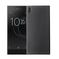 Carbo odolný gelový obal na Sony Xperia XA1 - antracitový