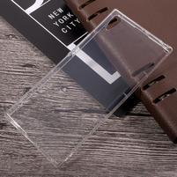 Gelový obal na Sony Xperia XA1 Ultra - transparentní