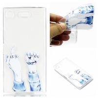 Patty gelový obal na Sony Xperia XZ1 - angry