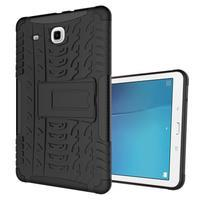 Outdoor odolný obal na Samsung Galaxy Tab E 9.6 - černý