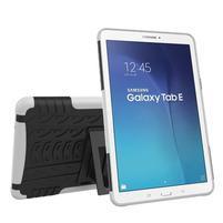 Outdoor odolný obal na Samsung Galaxy Tab E 9.6 - bílý