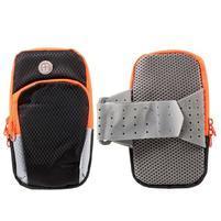 Zippy univerzální sportovní taštička na ruku pro telefony do rozměru 157 x 77 mm - černá