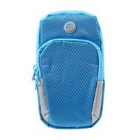 Zippy univerzální sportovní taštička na ruku pro telefony do rozměru 157 x 77 mm - modrá