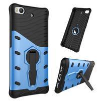Armory odolný obal 2v1 na mobil Xiaomi Mi5s - modrý