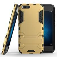 Defender odolný obal na mobil Xiaomi Mi6 - zlatý
