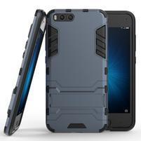 Defender odolný obal na mobil Xiaomi Mi6 - šedomodrý