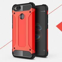 Armory odolný obal na Xiaomi Mi A1 - červený