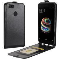 Flipové pouzdro na mobil Xiaomi Mi A1 - černé