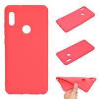 Soft gelový obal na Xiaomi Mi A2 a Mi 6X - červený