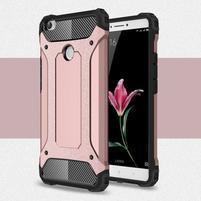Guard odolný obal na mobil Xiaomi Mi Max - růžovozlatý