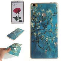 Softies gelový obal na mobil Xiaomi Mi Max - kvetoucí strom