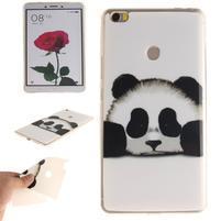 Softies gelový obal na mobil Xiaomi Mi Max - panda