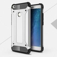 Armory odolý obal na Xiaomi Mi Max 2 - stříbrný